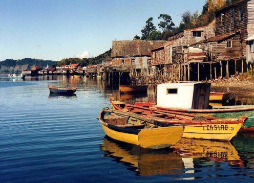 TOUR ANCUD - CHILOE. ,