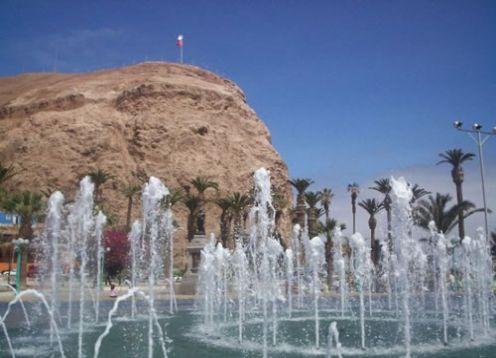 CITY TOUR ARICA + ARQUEOLOG�A EN AZAPA