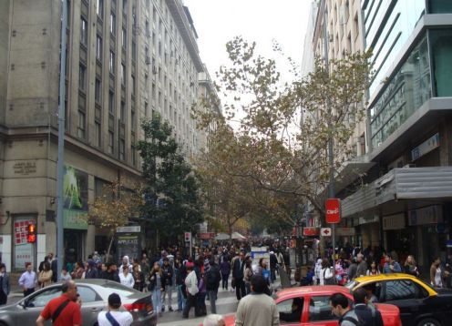 CITY TOUR SANTIAGO. ,