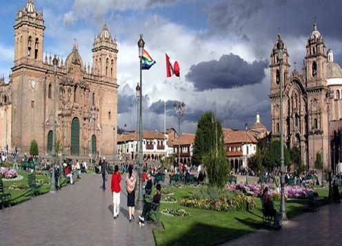 VISITA A LA CIUDAD DE EL CUSCO Y 4 RUíNAS. Cusco, PERU