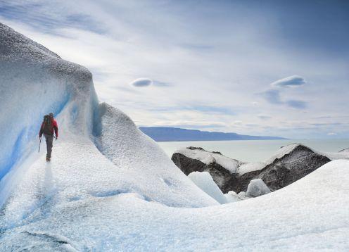 Minitrekking en Glaciar Perito Moreno. El Calafate, ARGENTINA