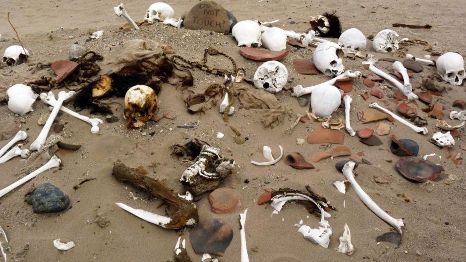 Cementerio De Chauchilla Proceso Artesanal Oro Y