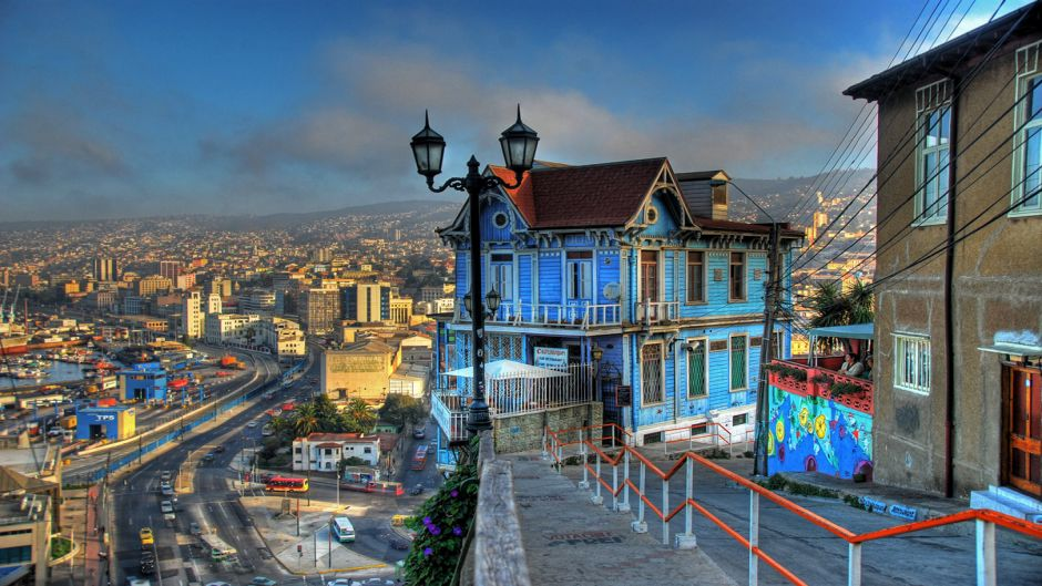 City tour valparaiso vi a del mar vi a del mar chile for Casa royal vina del mar