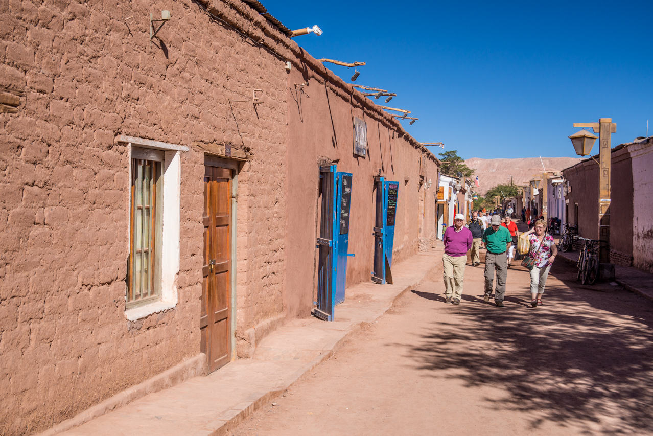 Historia de San Pedro de Atacama