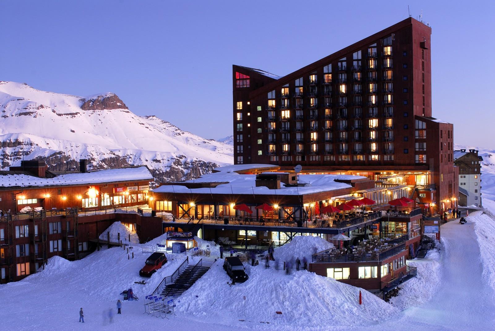 Historia de Valle Nevado