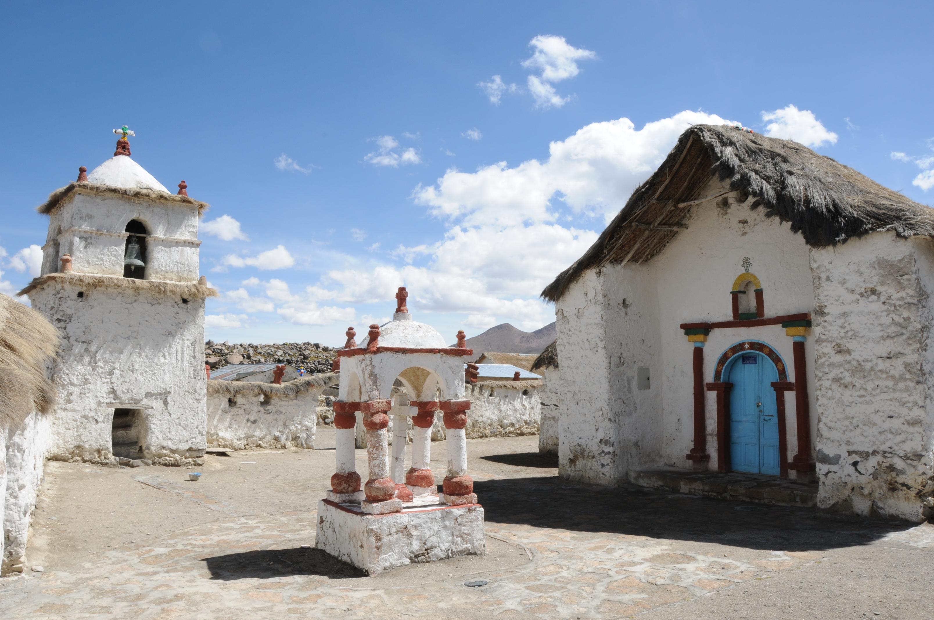 Historia de Parinacota