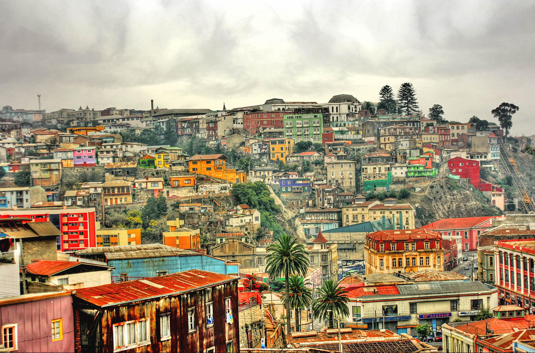 Historia de Valparaiso