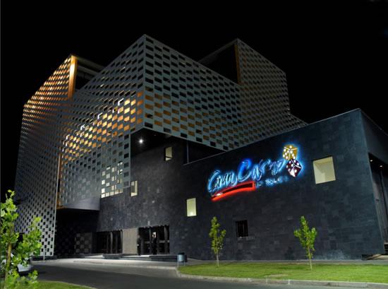 Gran Casino y Hotel en Talca