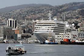 Disminuyen las recaladas de cruceros y n�mero de pasajeros