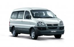 Nueva Van para Ruta Chile