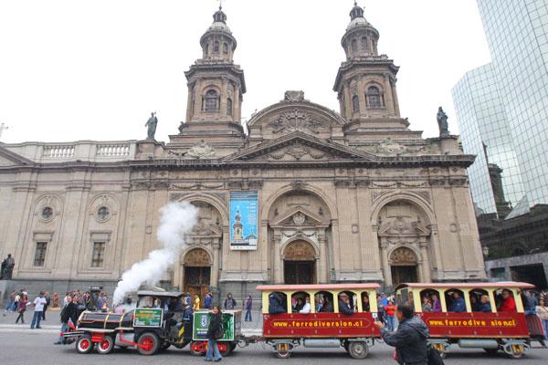 Tren Turistico Para Adultos Mayores