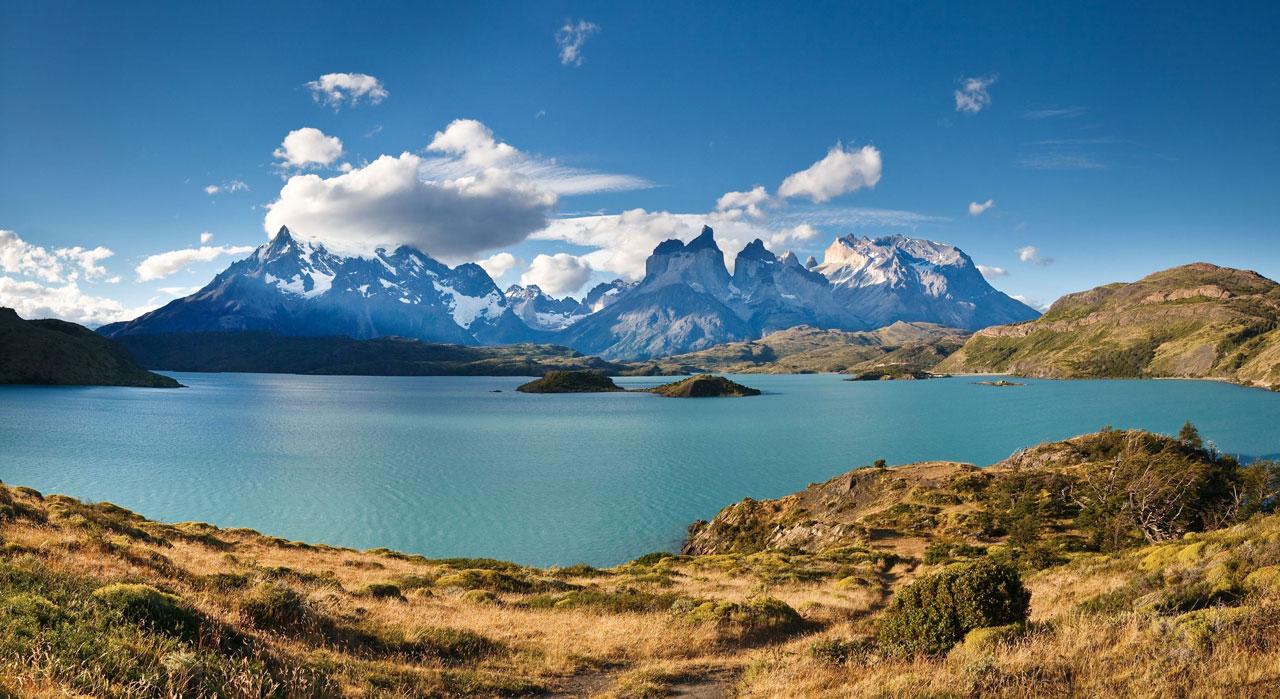 Circuito W Torres Del Paine Mapa : Mapa de trekking parque nacional torres del paine
