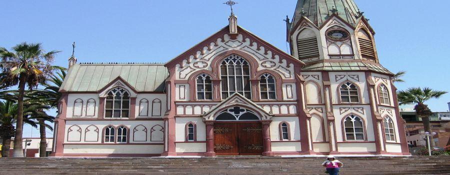 Resultado de imagen para arica catedral
