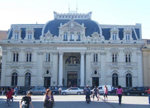 Palacio de la Moneda de Santiago de Chile Informacion general
