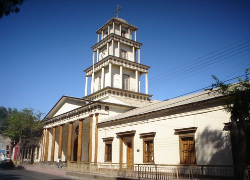 Catedral de Copiapo