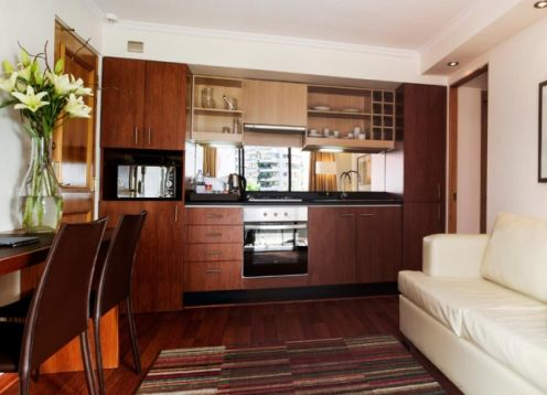 TIME APARTMENT en Santiago