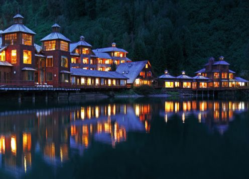 Puyuhuapi Lodge & Spa en Coyhaique