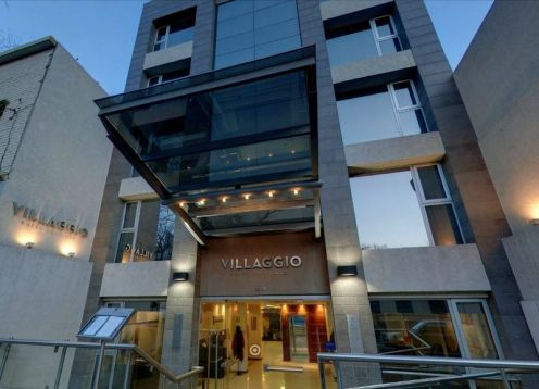 Villaggio Hotel Boutique en Mendoza