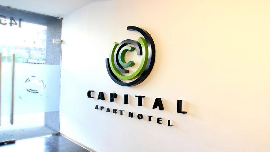 Capital Aparthotel  - Santiago, CHILE