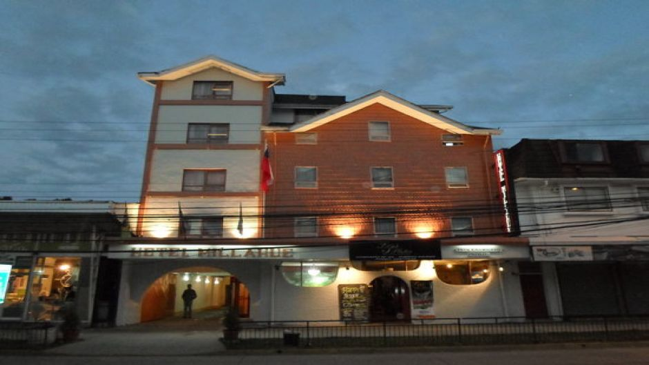 Hotel Millahue - Puerto Montt, CHILE