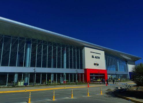 Transfer Aeropuerto de La Paz - Hotel o V.V. La Paz, BOLIVIA