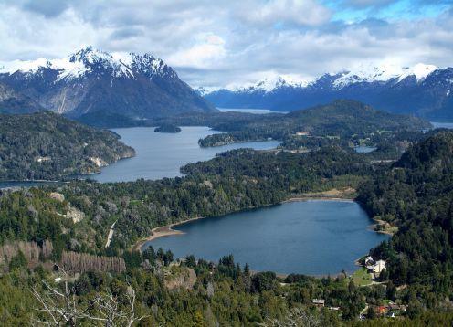 CIRCUITO GRANDE. Bariloche, ARGENTINA