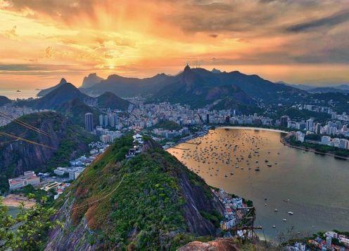 Lo mejor de Río de Janeiro en servicio privado. Rio de Janeiro, BRASIL