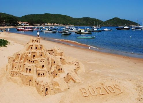 Excursión de un día a Buzios desde Río de Janeiro. R�o de Janeiro, BRASIL