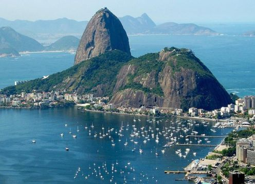 Private excursion to the Sugar Loaf and the Christ the Redeemer. Rio de Janeiro, BRAZIL