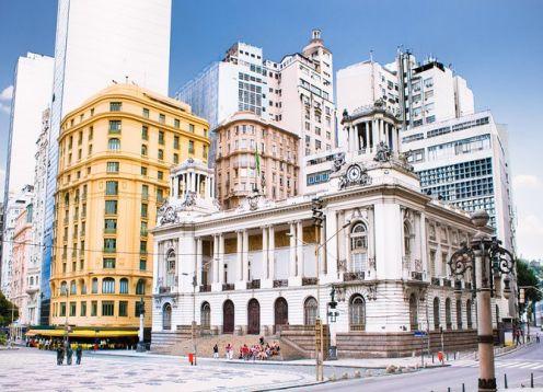 Descubra o verdadeiro Rio de Janeiro a pé. Rio de Janeiro, BRASIL