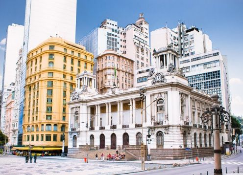 Discover the real Rio de Janeiro on foot. Rio de Janeiro, BRAZIL