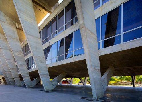 Skip the line: entrance to the Museum of Modern Art of Rio de Janeiro, transportation and guide. Rio de Janeiro, BRAZIL