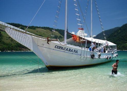 Crucero de día completo a Angra dos Reis desde Río de Janeiro. R�o de Janeiro, BRASIL