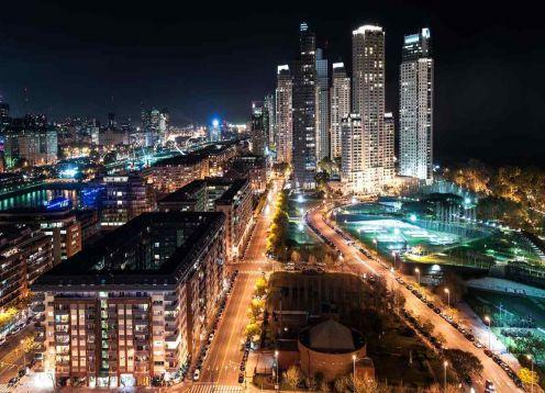 City Tour Nocturno en Buenos Aires. Buenos Aires, ARGENTINA