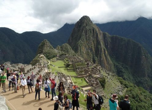 Full day excursion to Machu Picchu by train I. Cusco, PERU