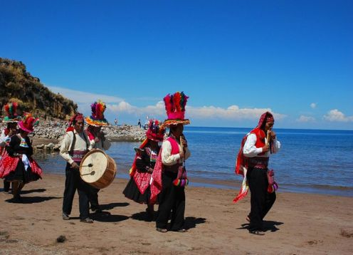 Recorrido de 10 dias desde Lima: Selva amazonica, Machu Picchu y lago Titicaca. Lima, PERU