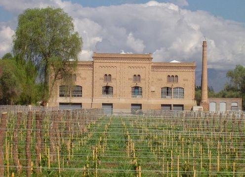 Tour de vinhos com a vinícola Trapiche. Mendoza, ARGENTINA