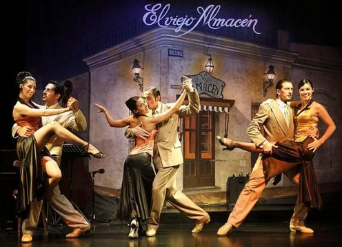 Tango Show at El Viejo Warehouse with traditional or VIP dinner. Buenos Aires, ARGENTINA