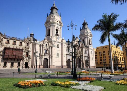 City tour em grupo pequeno por Lima. Lima, PERU