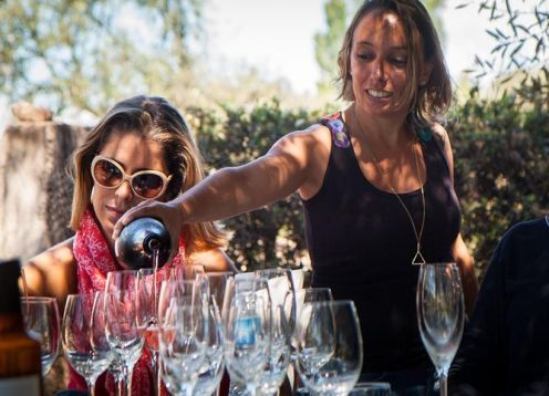Winemaker: exclusive wine tour with gourmet lunch. Mendoza, ARGENTINA