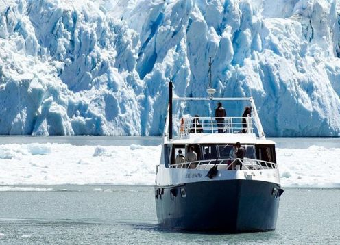 Cruise through Los Glaciares National Park from El Calafate with gourmet lunch. El Calafate, ARGENTINA