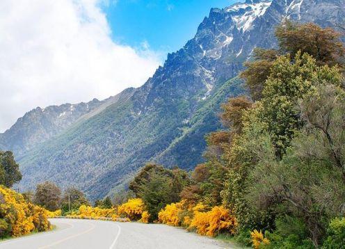 Bariloche Small Circuit with Chairlift Campanario Hill. Bariloche, ARGENTINA