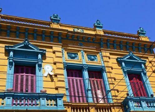 Recorrido fotografico en Buenos Aires, Grupos pequeños. Buenos Aires, ARGENTINA