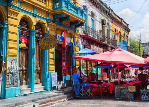 Paquete turístico de 4 días en Buenos Aires. Buenos Aires, ARGENTINA