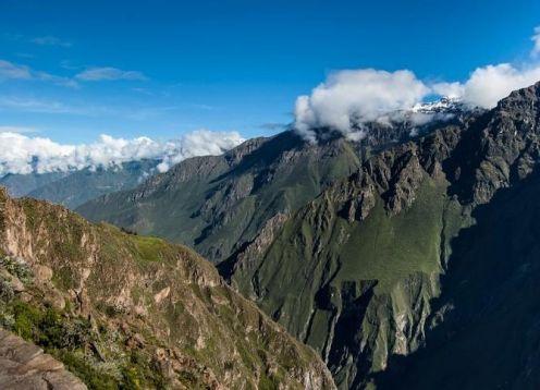 Colca Canyon day trip from Arequipa. Arequipa, PERU