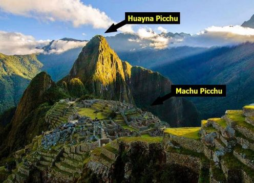 Full Day to Huayna Picchu and Machu Picchu. Cusco, PERU