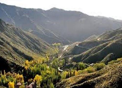 Excursion a Villavicencio desde Mendoza. Mendoza, ARGENTINA