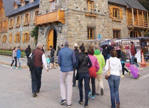 Discover the German footprint and Nazi presence in Bariloche. Bariloche, ARGENTINA