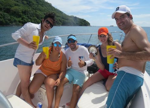 Full day excursion to Taboga Island from Panama City. Ciudad de Panama, Panama