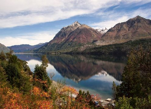 Full-day tour to El Bolson from Bariloche. Bariloche, ARGENTINA